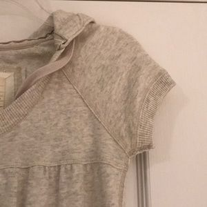 Abercrombie & Fitch Tops - Abercrombie & Fitch short sleeve hoodie-small